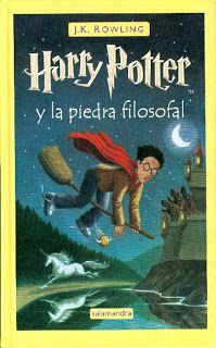 Harry Potter & La Piedra Filosofal - J.K. Rowling