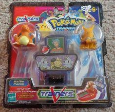 Pokemon Trainers Choice V 2.0 Brawly Alakazam Charizard New Battle Pack - ITEMSFORLESS - 1