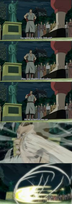 I love Gintama