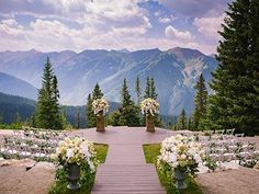 The Little Nell Aspen Colorado Wedding Venues 11