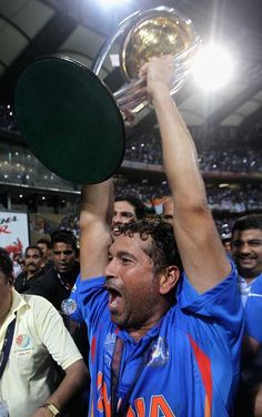 Cricket-India World Cup Win 2011- Memorable Moments