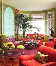 Living Room Area Design Ideas