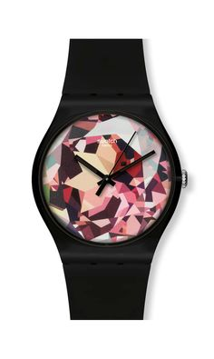 THE STONE FROM YOUR HEART (SUOZ139S) - Swatch International