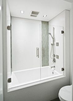 Tub Shower Combo Design, Pictures, Remodel, Decor and Ideas - page 36