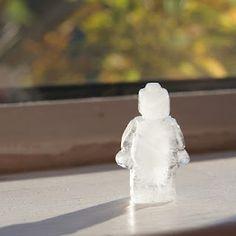 Lego Man Ice Cube Tray