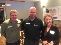 Arnold Electric hosted the Park Ridge Chamber's Business After Hours at Beer on the Wall on Thursday, April 20. Chamber members and guests enjoyed specialty craft beer and appetizers as they mingled with one another.
