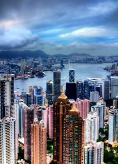 Hong Kong - Whether you love crowds, shopping, exotic people and food, dim sum, double-decker buses, rickshaws, amazing subway-mass transit systems - There is no place like Hong Kong.