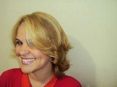 Mudanças corte e penteado