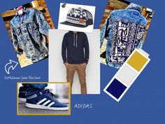 Style Inspiration #Tribal #Fall #Denim #Jacket