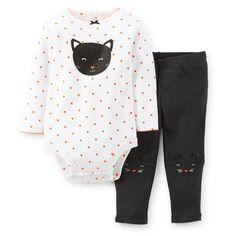 Halloween 2-Piece Bodysuit & Pant Set  http://www.carters.com/carters-baby-baby-girl-sets/V_121C838.html?dwvar_V__121C838_color=Color#cgid=carters-baby-girl-new-arrivals&startRow=0&sz=all&navID=header&start=53