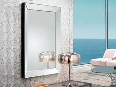 Oglinda decorativa moderna, dim.90x60cm, Elisa 195437 Schuller Valencia - Corpuri de iluminat, lustre, aplice