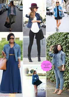 CURVY Girl· Trendy Curvy - Plus Size Fashion Blog Trendy Curvy Looks con chaqueta Vaquera Denim-jacket-talla-grande-curvy-plus-size-curve-fashion-blogger-madrid-bloggercurvy-personal-shopper-curvy-girl-outfit-chaqueta-vaquera
