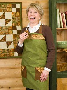 Debbie Mumm: Sewing Project January 2010