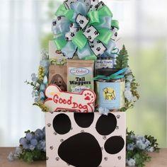 Pooch Heaven Dog Gift Basket