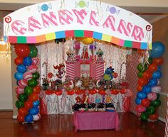 This photo about: Candyland Decoration Ideas For Party, entitled as Candyland Cake Ideas - also describes and labeled as: Candy Land Theme Party,Candyland Decoration Ideas For Party,DIY Candyland Decorations, with resolution x Candy Themed Party, Candy Land Theme, 1st Birthday Party Decorations, 1st Birthday Parties, Birthday Ideas, Theme Parties, Candy Land Decorations, 2nd Birthday, Bunco Party