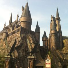 The World of Harry Potter at Universal Studios