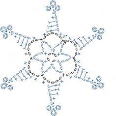 New Crochet Christmas Snowflakes Pattern Ideas Crochet Christmas Ornaments, Christmas Crochet Patterns, Christmas Snowflakes, Christmas Knitting, Christmas Cards, Christmas Angels, Crochet Angels, Crochet Stars, Thread Crochet