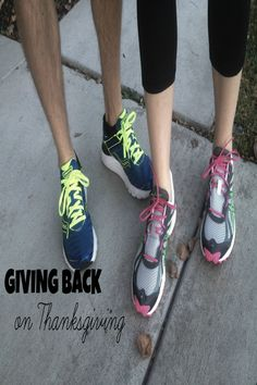 Giving Back on Thanksgiving from Let's Get Together-- great new #tradition for #thanksgiving