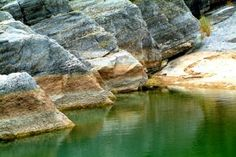 Pedernales Falls Boulders by creativeart-photography @ArtFire