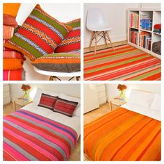 Temporary Discounts! Don´t miss the chance to buy any of our South American Handmade Furnishings before Tuesday 11th of August, and get a 15% discount by just entering the code RAICESLIFESTYLE at the checkout! We have amazing cushion covers and rugs, all handwoven in Peru.   Visit our website to browse through our products:  http://raices.co.uk/collections/frazadas