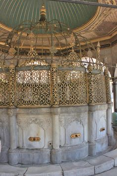 Istanbul: Hagia Sophia ablution fountain | Flickr - Photo Sharing!