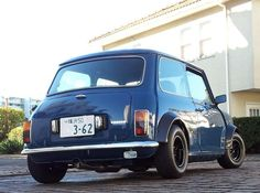 Very nice style on this Japanese Mini