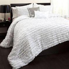 Modern Chic 5-Piece Bedding Comforter Set - Walmart.com