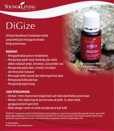 Discover recipes, home ideas, style inspiration and other ideas to try. Digize Essential Oil Young Living, Young Living Digize, Essential Oils For Pain, Young Living Oils, Essential Oil Blends, Oil Diffuser, Diffuser Blends, Diffuser Recipes, Yl Digize