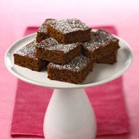 Double Chocolate Brownies. More decadent chocolate recipes here: http://www.diabeticlivingonline.com/diabetic-recipes/dessert/chocolate-lovers-recipes/