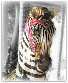 Carousel zebra - My Favorite!!! ♥
