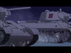 Katyusha Anime Version (From Girls Und Panzer)