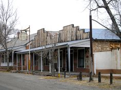 Lincoln, NM - home of Billy the Kid