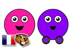 This New Busy Beavers Videos Teaches Toddlers 10 Colors in French. Kids will Start Speaking French so Easily
