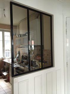 Construction d'une verrière maison entre la cuisine et l'entrée [Résolu] - 39 messages