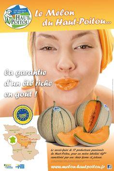 Le Melon du Haut Poitou
