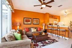 3 Bedroom Windsor Hills Resort Town Home rental close to Disney World.