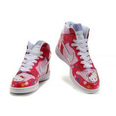 watch 4ac68 abb8c Nike Dunk SB High NO.10 Nike Cartoon, Cartoon Shoes, Nike Sb Dunks