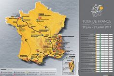 Beer map of the world 300 bottles wall chart poster available le tour de france map 2013 poster gumiabroncs Gallery