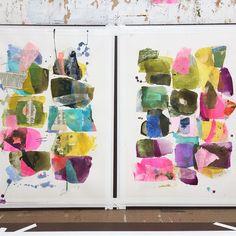 "- thérèse murdza : studio art (@tmurdza.studioart) on Instagram: ""--> PS. XO XO #maps #sketchbook #painting #drawing #paper #pencil #collage #mixedmedia…"""