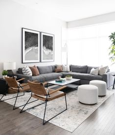 New Living Room, Living Room Interior, Home And Living, Living Room Decor, Modern Minimalist Living Room, In Vino Veritas, Living Room Inspiration, Home Decor Furniture, Apartment Design