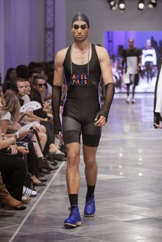 Anel Yaos Spring/Summer 2015 - Valencia Fashion Week