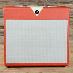 Divided by 13 CJ11 1x12 Combo Amp Garnet/Cream USED (s288)