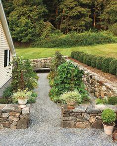 Rockscape Ideas for the Front Yard on Pinterest   Modern ... on Backyard Rockscape Ideas id=55879