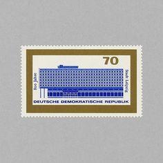 DDR stamp