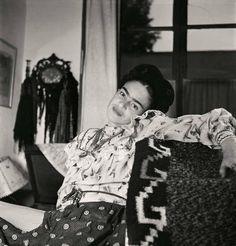 Gisèle Freund, Frida Kahlo, 1951