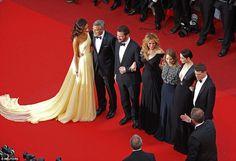 m8 coolhunter: Julia Roberts y Amal Clooney acaparan flashes el s...
