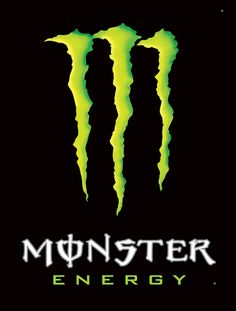 Monster energy drink came to Cape Town and i love it so much, especially the logo, i had to draw some stuff for it. Logo is trademark of Monster energy drink. Monster Energy Drink Logo, Monster Logo, Monster Energy Girls, Monster Girl, Monster Tattoo, Advertising Logo, Drinks Logo, 3d Wallpaper, Cool Logo