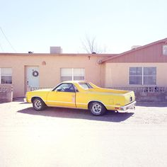 El Camino, Marfa, Texas // Field Office
