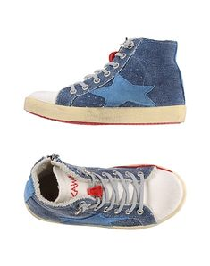 Canvas Worn effect Logo Two-tone pattern Zip closure Round toeline Leather lining Rubber sole Flat Handmade Contains non-textile parts of animal origin Ishikawa, Kids Sneakers, World Of Fashion, Kids Girls, Luxury Branding, Flats, Zip, Leather, Shopping