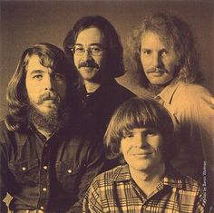"""Creedence Clearwater Revival, """"Up Around the Bend"""" (1970)... Listen: http://grooveshark.com/s/Up+Around+The+Bend/2JOwa4?src=5"""